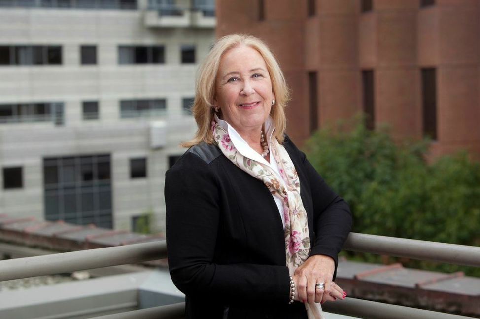 Elizabeth Davis,  Dean of the School of Economics and Business Administration