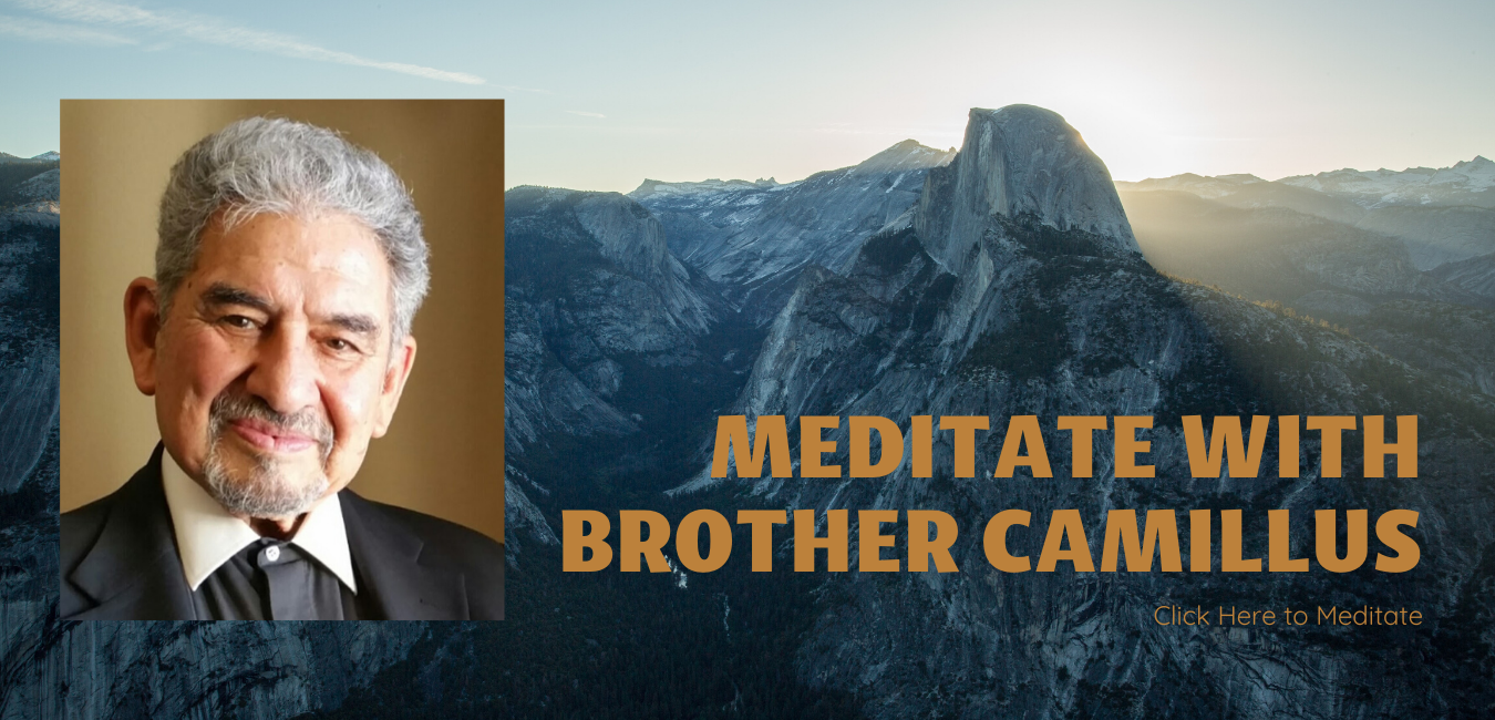 Meditation with Brother Camillus