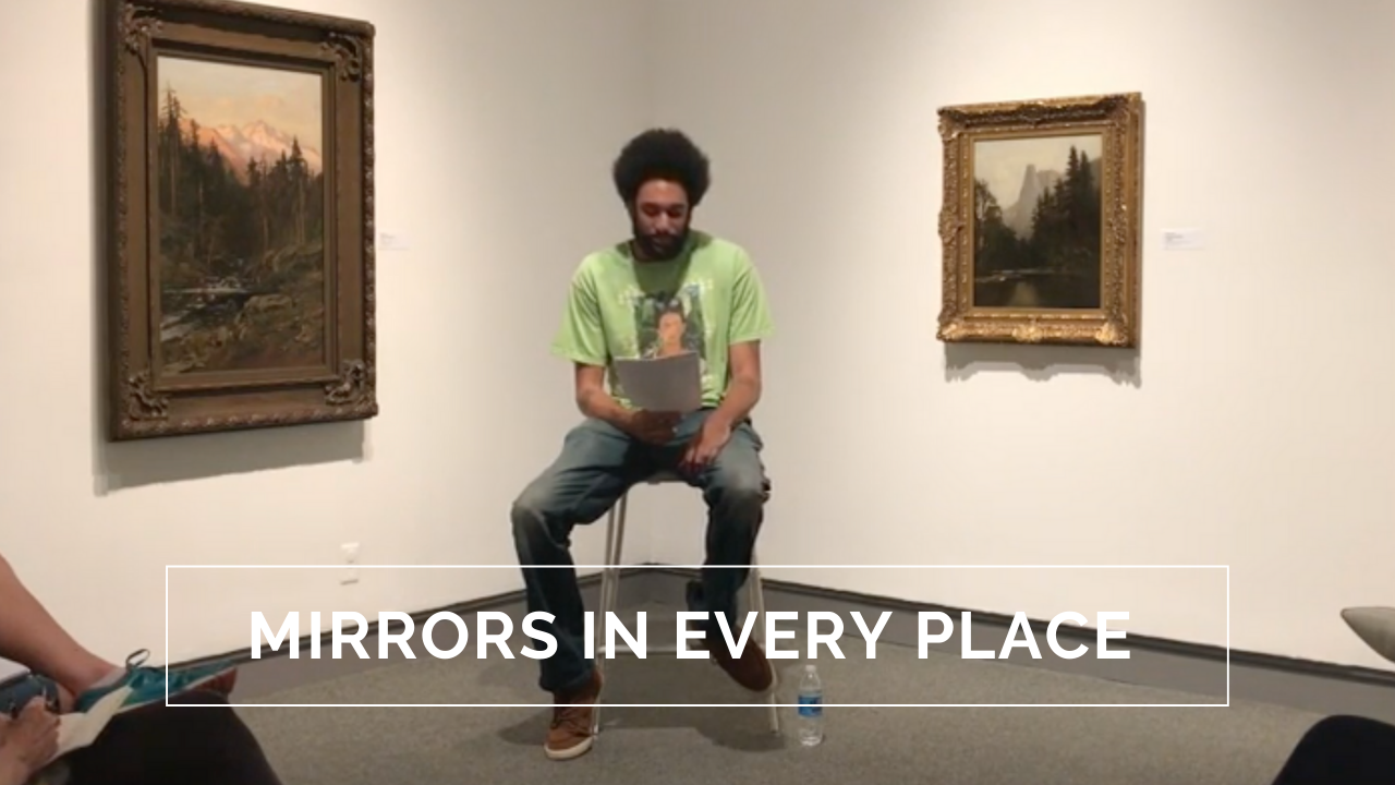 Mirrors in every place