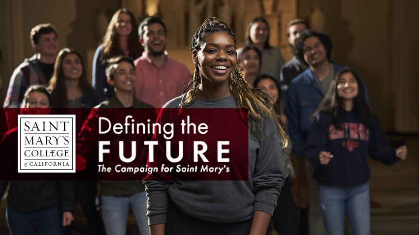 Defining the Future: The Campaign for Sant Mary's