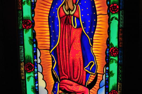 Our Lady at S.M.C