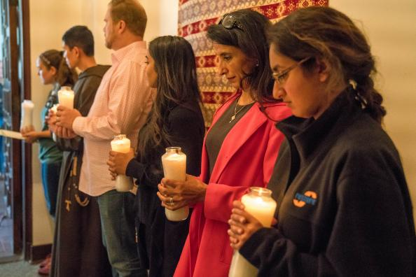 Interfaith Sacred Space Blessing 2016