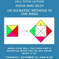 Image for Integral Program Fall Tutor Lecture by Mike Riley