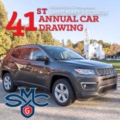 Image for 41st Annual Car Drawing - Presented by Steadauto.com