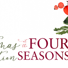 Image for Christmas Celebration at the Four Seasons