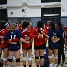 Image for Womens Club Volleyball @ Sac State
