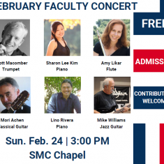 Image for Faculty Concert