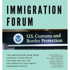 Image for Immigration Forum