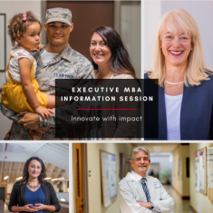 Image for Information Session: Executive MBA (ONLINE)