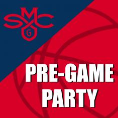 Image for Men's Basketball at Cal Pre-Game Party