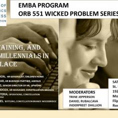 Image for Live Panel on Millennials in the Workplace