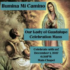Image for Our Lady of Guadalupe Celebration Mass & Fiesta