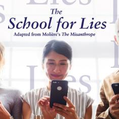 """Image for Auditions for """"School for Lies"""" Spring Theatre Production"""