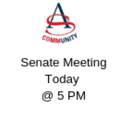 Image for Associated Students Senate Meeting