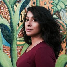 "Image for The Afternoon Series with Shanthi Sekaran: ""To Boldly Go: Writing Fiction That Lies Outside of Your Experience"""