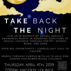 Image for Take Back the Night