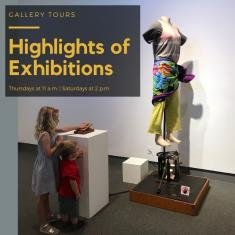 Image for Gallery Talks & Tours: Highlights of Exhibitions
