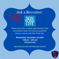 Image for Ask A Recruiter: New York Life