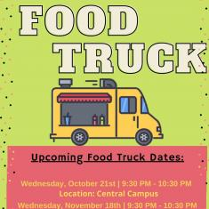 Image for Gael Global Food Truck serves Late Night!