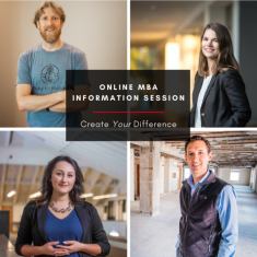 Image for Information Session and Case Study Immersion Experience: Online MBA