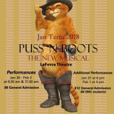 Image for Jan Term Theatre Performance: Puss n' Boots