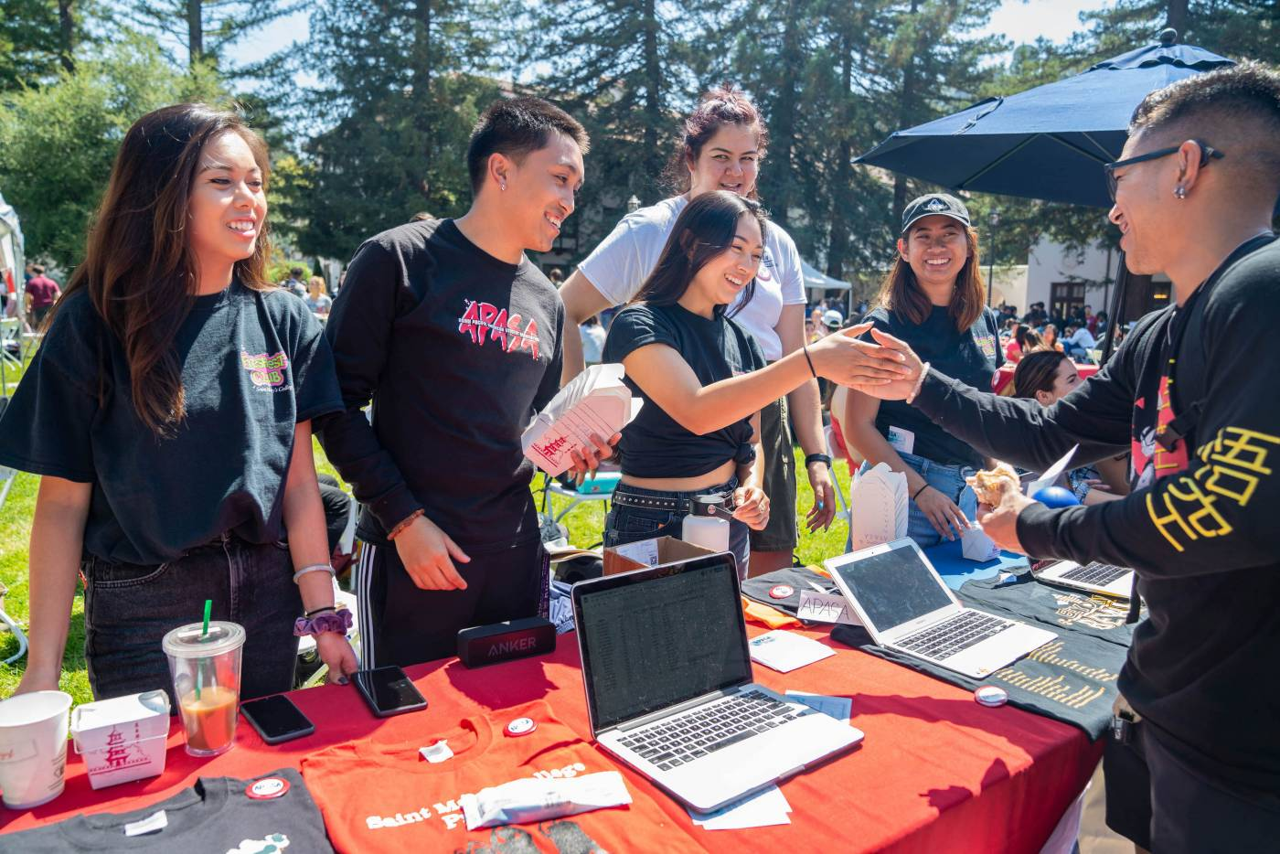 Involvement Fair 2018