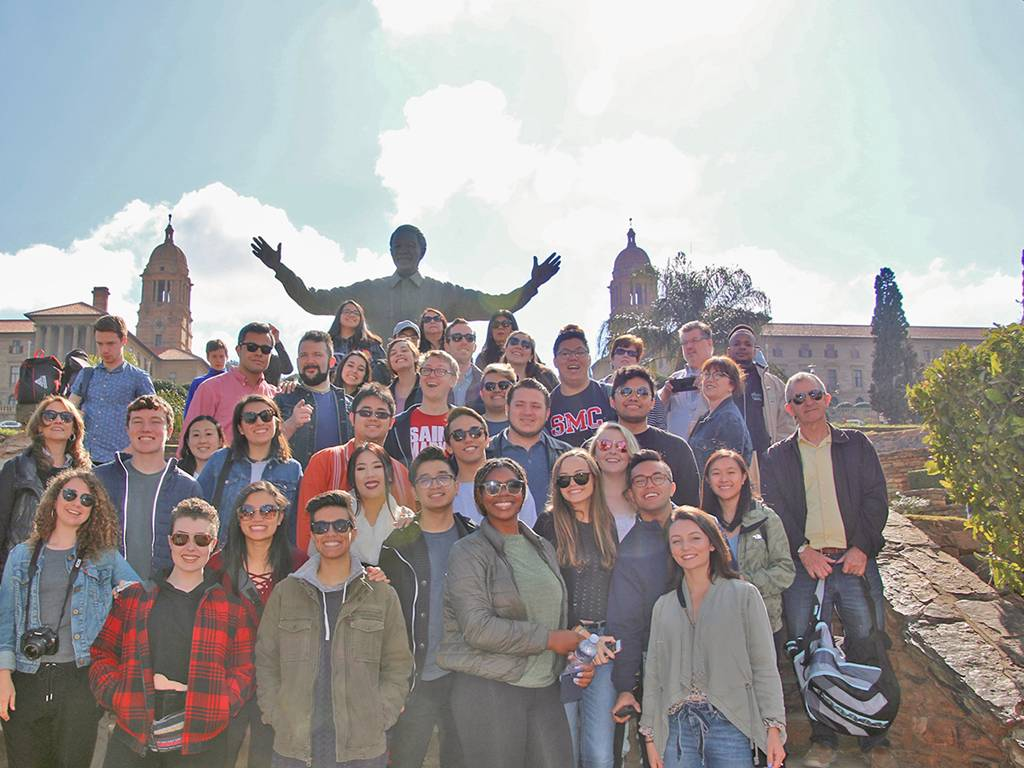 Chamber Singers and Glee Club Score Silver at World Choir Games
