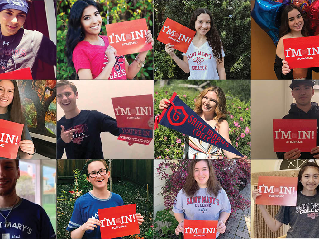 Welcome Class of 2023!Confirm your enrollment today.