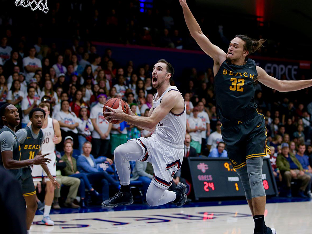 The Gaels bounced back on Thursday night with an impressive 81-63 win over Long Beach State.