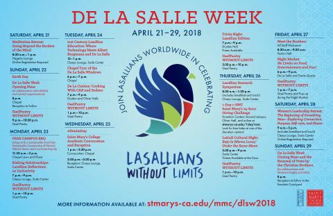 photos from various events of DLS week 2018
