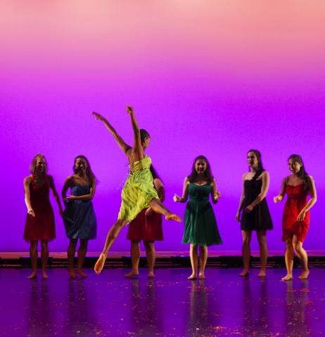 """""""Dances from the Heart"""" - Spring 2019"""