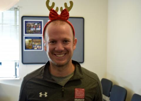 kinesiology holiday event