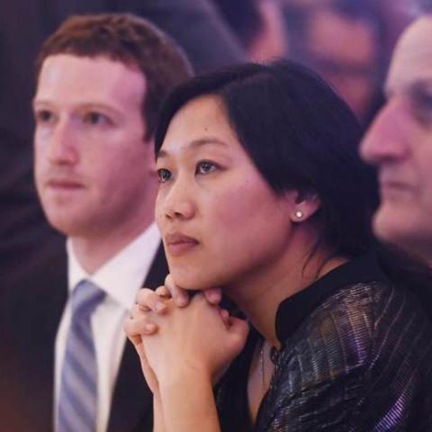 Priscilla Chan Named 2017 Visionary of the Year