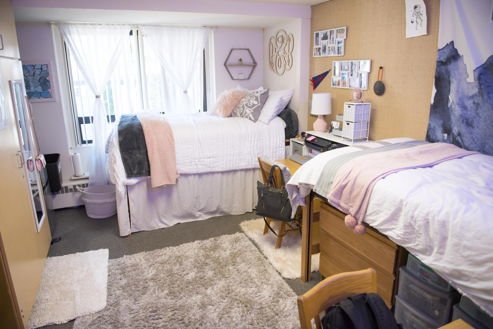 First Year Residence Hall Room