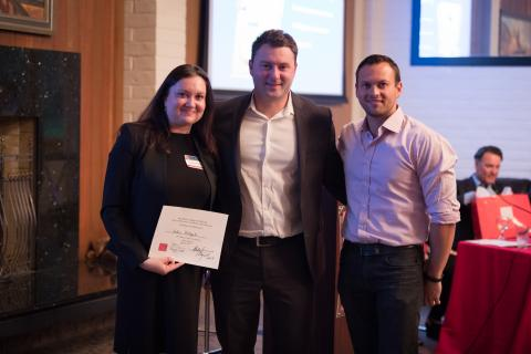 Winner of the Business Idea Competition MementoDeals